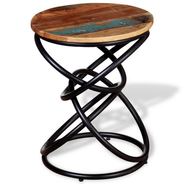 Stolik Z Drewna Odzyskanego Sklep Kochamymeblepl