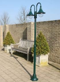 Latarnia ogrodowa lampa 220 cm