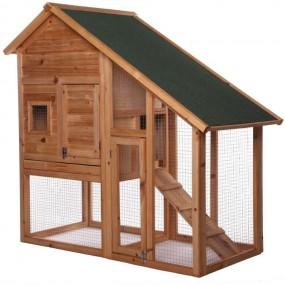 Kurnik drewniany klatka dla kur królików klatka dla zwierząt
