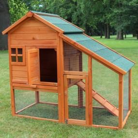 Kurnik drewniany klatka dla kur królików  drewno klatka dla zwierząt