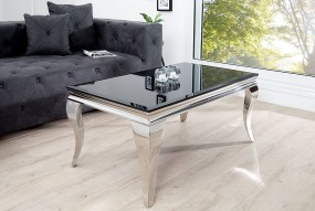 Ekskluzywny stolik kawowy szklany 100x60 cm