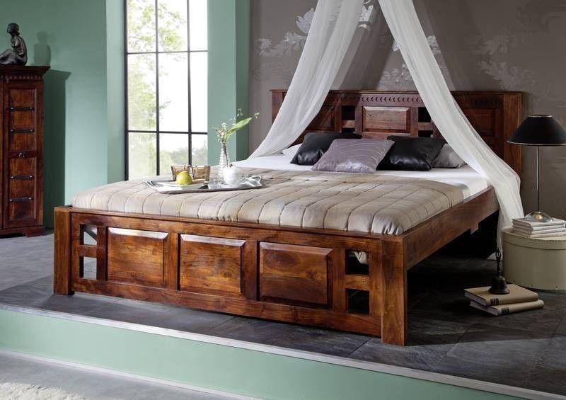 łóżko Drewniane Małżeńskie Z Litego Drewna 180x200 140x200 Lite