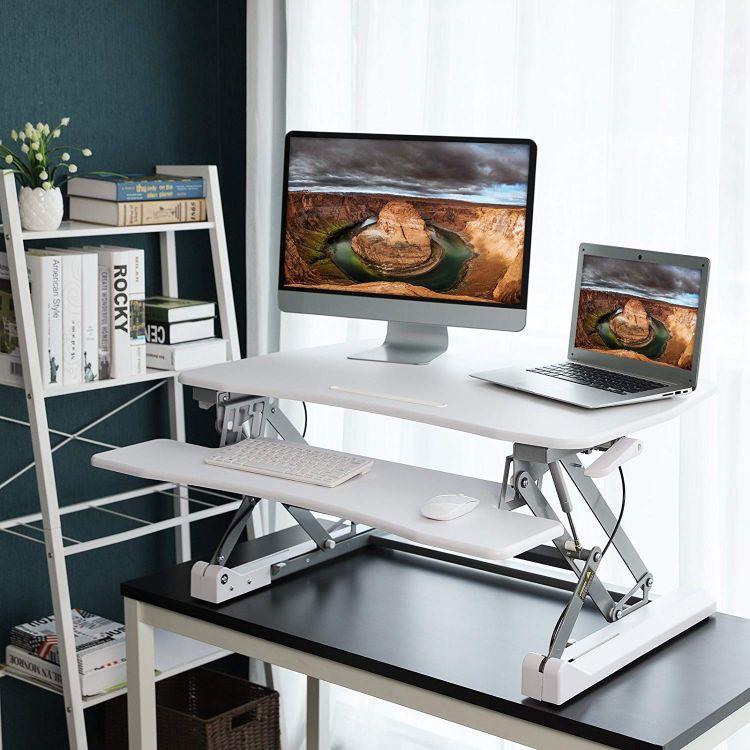 Stolik Pod Laptopa Biurko Podstawa Do Monitora Dostawka Regulacja