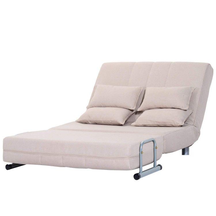 Fotel Z Funkcją Spania łóżko Z Funkcją Fotela Leżanka 2 Osobowa