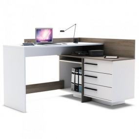 Biurko komputerowe narożne model Lex sklep Kochamymeble.pl