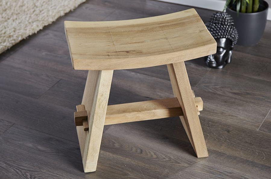 taboret japo ski drewniany model zen hocker sklep. Black Bedroom Furniture Sets. Home Design Ideas