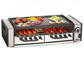 Grill elektryczny wielofunkcyjny hot dogi szaszłyki
