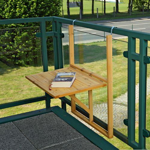 Stolik Na Balkon Barierkę Składany
