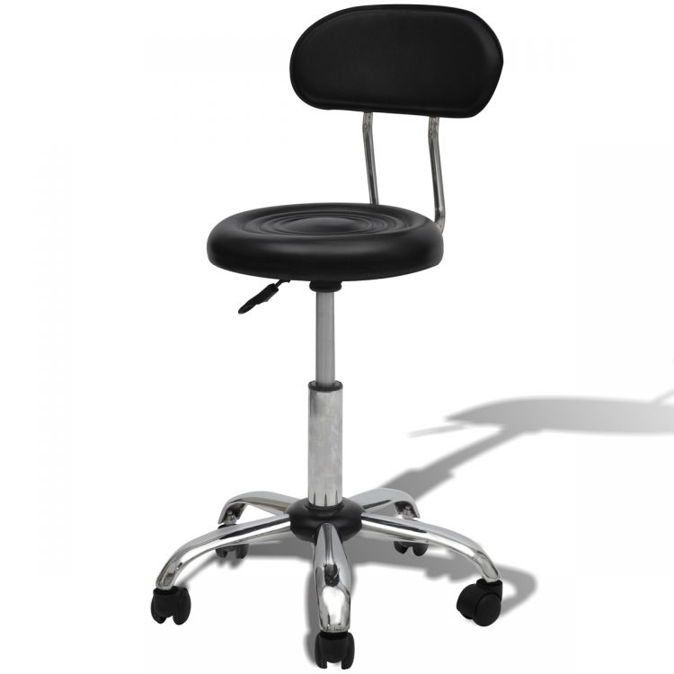 Krzes u0142o kosmetyczne fotel biurowy   sklep Kochamymeble pl