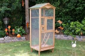 Woliera klatka dla ptaków egzotycznych klatka dla zwierząt