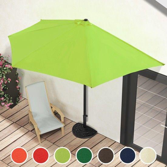 parasol tarasowy balkonowy ogrodowy p okr g y 5544894587. Black Bedroom Furniture Sets. Home Design Ideas