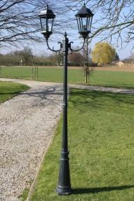 Latarnia ogrodowa lampa 230 cm