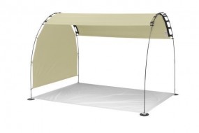 Namiot słoneczny przeciwsłoneczny daszek