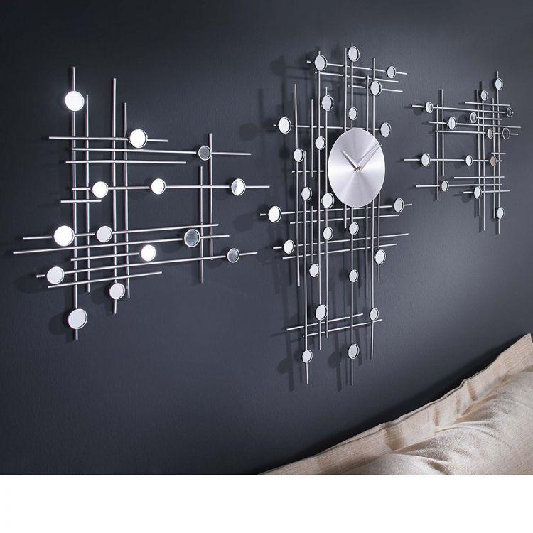 dekoracyjny zegar cienny 3 elementy sklep. Black Bedroom Furniture Sets. Home Design Ideas