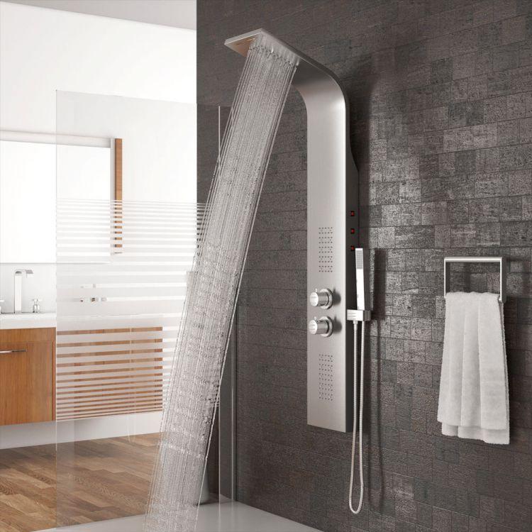panel prysznicowy zestaw deszczownica sklep. Black Bedroom Furniture Sets. Home Design Ideas