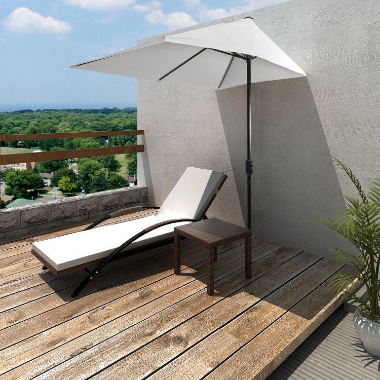 parasol ogrodowy 2x3 m sklep. Black Bedroom Furniture Sets. Home Design Ideas