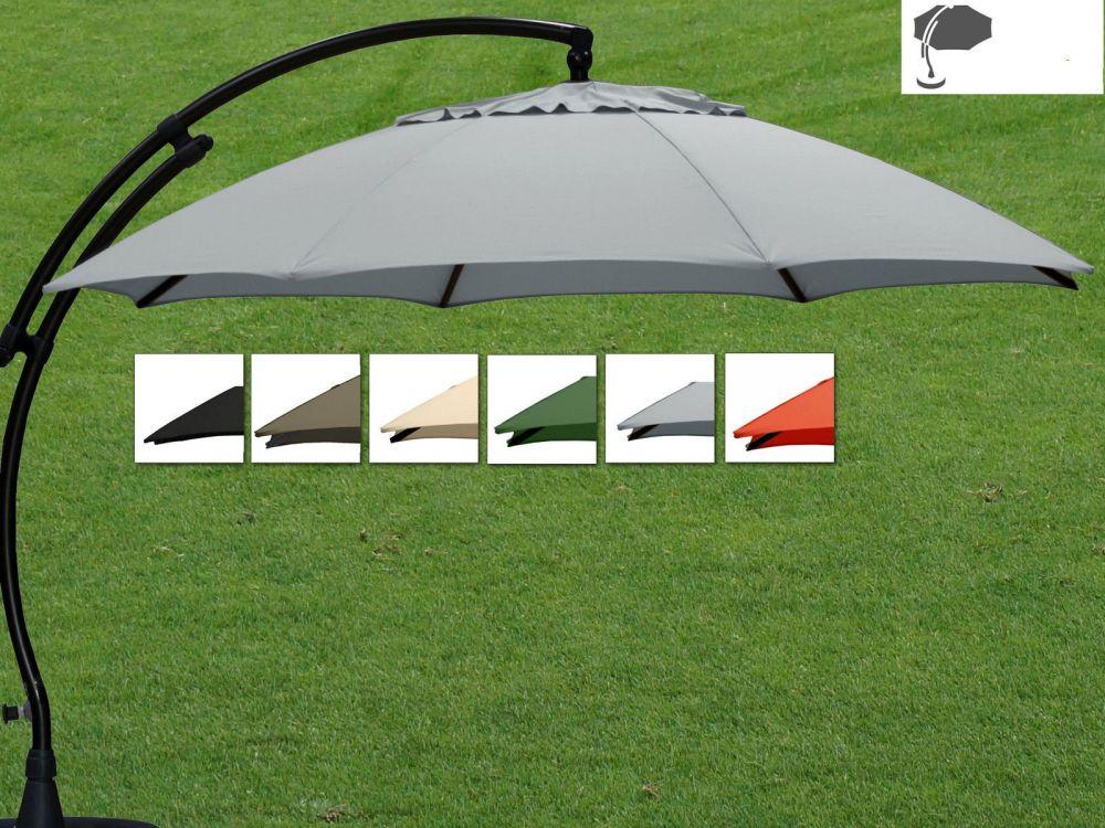 parasol czasza parasola pokrywa 375 cm. Black Bedroom Furniture Sets. Home Design Ideas