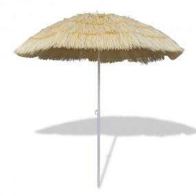 Parasol hawajski naturalny 180 cm