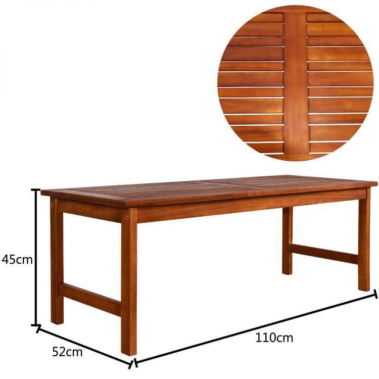 Meble Ogrodowe Ebeltoft Opinie : Meble ogrodowe zestaw drewniany 4 części poduszki  sklep