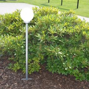 Lampa ogrodowa solarna LED