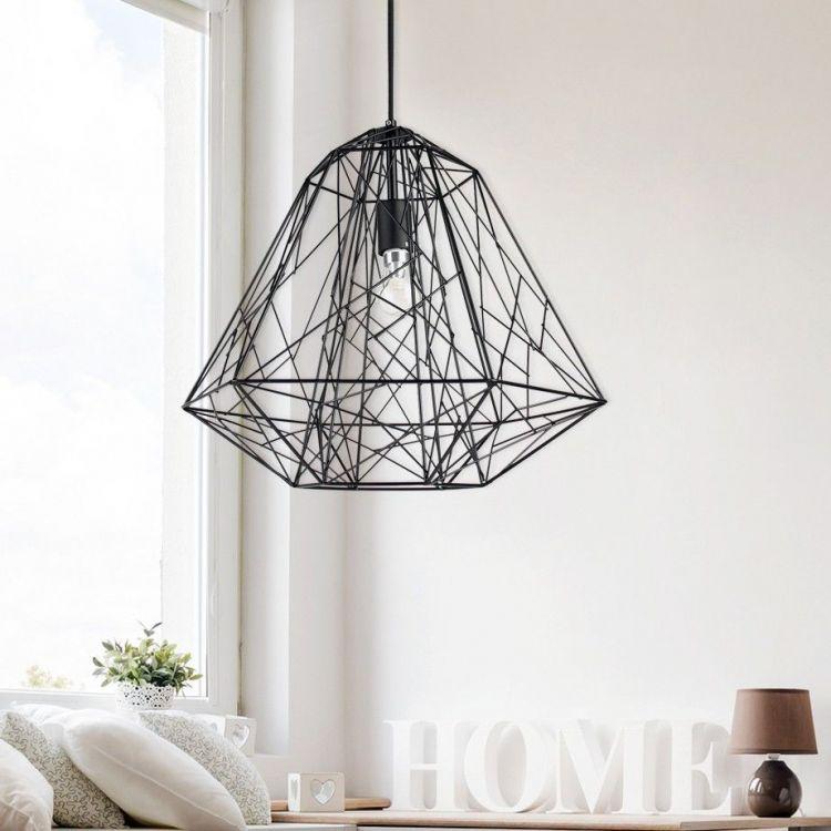 Żyrandol loft industrial vintage lampa metalowa sklep