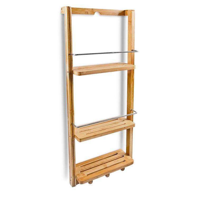 rega prysznicowy bambusowy p ka bambusowa sklep. Black Bedroom Furniture Sets. Home Design Ideas