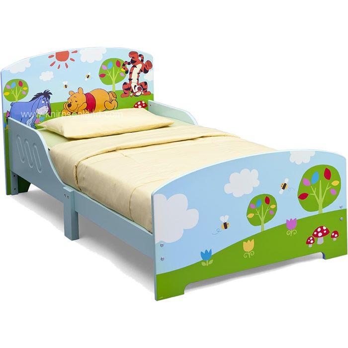 ko dzieci ce drewniane disney 140x70 r ne modele. Black Bedroom Furniture Sets. Home Design Ideas