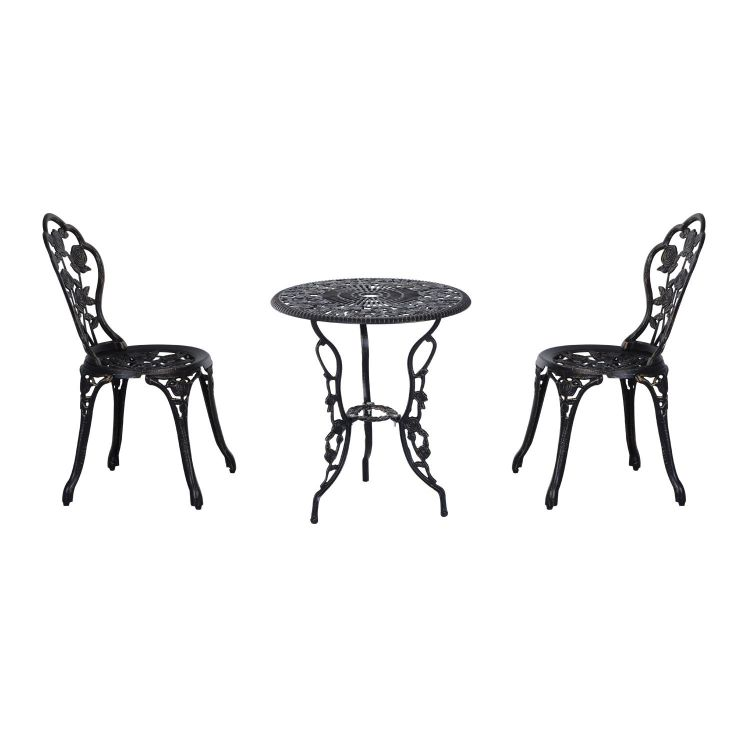 Producent Mebli Ogrodowych Nowy Sacz : Zestaw mebli ogrodwych balkonowych stół stolik + 2 krzesła