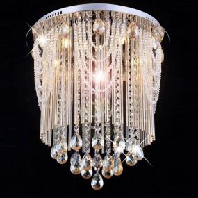 Piękny żyrandol kryształowy Ø45cm