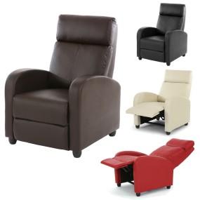 Fotel rozkładany relax