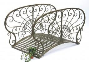 Mostek ogrodowy most metalowy dekoracyjny