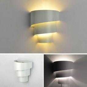 Lampka ścienna piękny efekt świetlny kinkiet lampa LED 5W