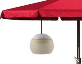 4x lampa wisząca ogrodowa oświetlenie LED ogrodowe
