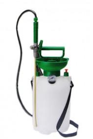 Opryskiwacz ciśnieniowy ogrodowy rośliny chwasty 5 litrów