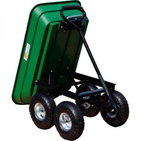 Wózek ogrodniczy dodatkowe mocowanie taczka