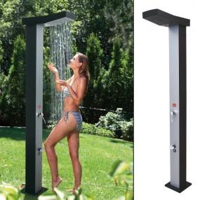Prysznic ogrodowy  basenowy  210 cm solarny 40 L prysznic solarny