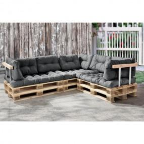 Poduszki meble ogrodowe paletowe meble z palet