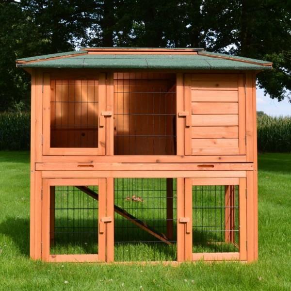 Klatka dla zwierząt Kurnik drewniany klatka dla kur królików