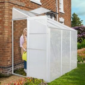 Przydomowa szklarnia poliwęglanowa namiot tunel ogrodowy uprawa ogród 190/120 cm