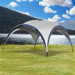 Altana ogrodowa XL 4 x 4 m pawilon zadaszenie dach namiot imprezowy do ogrodu