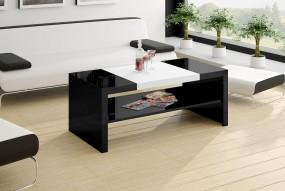 Stół do jadalni stolik kawowy ława wysoki połysk glamour