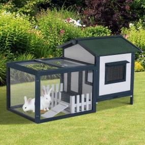 Klatka dla królika  klatka dla zwierząt wybieg małe zwierzęta siatka