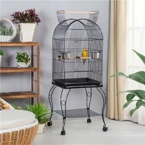 Woliera klatka dla ptaków metalowa klatka dla zwierząt