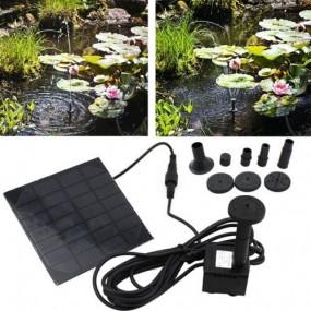 Pompa solarna pompa do fontanny oczka 1,2 w pompka