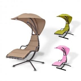 Leżak wiszący bujany krzesło wiszące