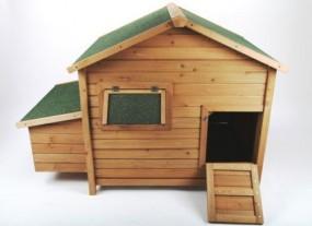 Kurnik z otwieranym dachem klatka dla kur królików domek klatka dla zwierząt
