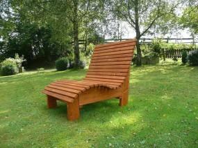 Leżak dla dwóch osób leżanka 2-osobowa ławka