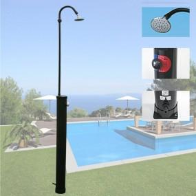 Prysznic solarny panel prysznicowy prysznic ogrodowy 9L