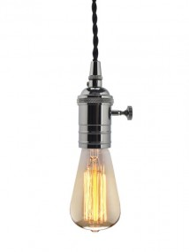 Lampa retro loft lampka antyczna rustykalna